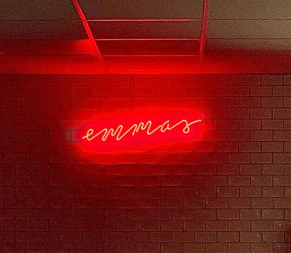 Neon Lichtwerbung