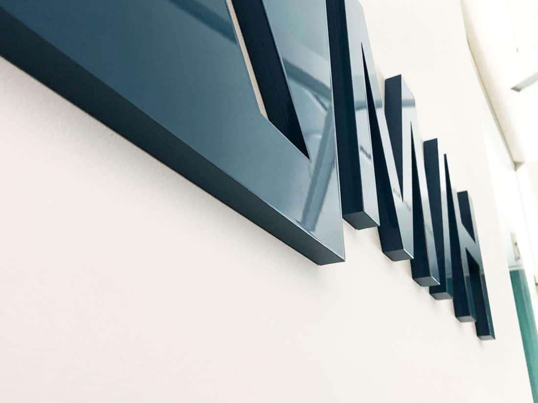 3D Buchstaben Oldenburg